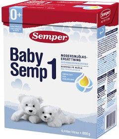 Bild på Baby Semp 1, 800 g (6,1 liter)