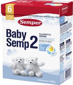Bild på Baby Semp 2, 800 g (5,4 liter)