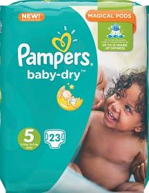 Bild på Pampers Baby-Dry S5 11-23 kg 23 st