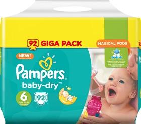 Bild på Pampers Baby-Dry S6 15+ kg 92 st