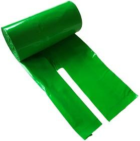 Bild på Bajspåse Grön Knyt 50 st