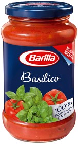 Bild på Barilla Pastasås Basilico 400 g