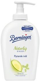 Bild på Barnängen Flytande tvål Naturlig & Mjuk 250 ml