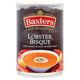 Bild på Baxters Hummersoppa Lobster Bisque 400 g