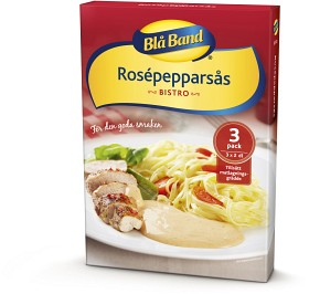 Bild på Blå Band Rosépepparsås 3x2 dl