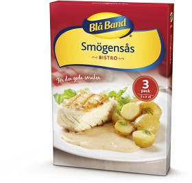 Bild på Blå Band Smögensås 3x2 dl