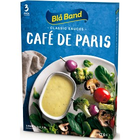 Bild på Blå Band Café de Paris Sås 3x2 dl