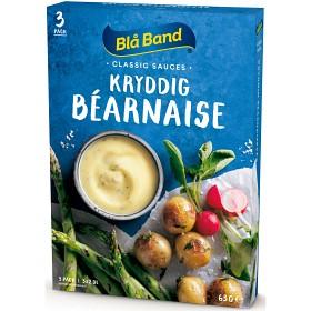 Bild på Blå Band Kryddig Béarnaisesås 3x2dl