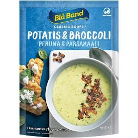 Bild på Blå Band Potatis & Broccolisoppa 10 dl