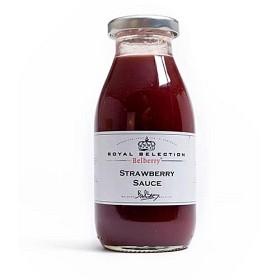 Bild på Belberry Dessertsås Jordgubb 250 ml
