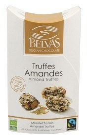 Bild på Belvas Almond Truffles 100 g