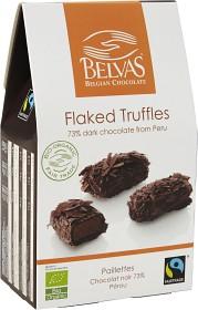 Bild på Belvas Flaked Truffles 100 g
