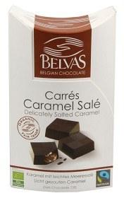 Bild på Belvas Salted Caramel 100 g