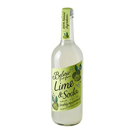 Bild på Belvoir Fruit Farms Lime & Soda 75 cl
