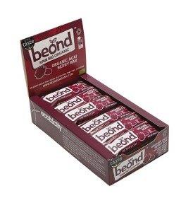 Bild på Beond Organic Acai Berry Bar 18 st