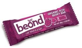 Bild på Beond Organic Acai Berry Bar 35 g