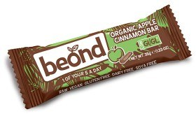Bild på Beond Organic Apple Cinnamon Bar 35 g