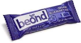 Bild på Beond Organic Blueberry Bar 35 g