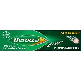 Bild på Berocca Boost brustablett 15 st