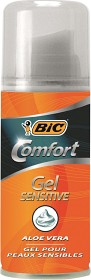 Bild på BIC Comfort Gel Sensitive 75 ml