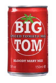 Bild på Big Tom Bloody Mary Mix 150 ml