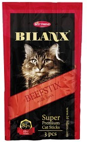 Bild på Bilanx Meatstix Liver 3 p
