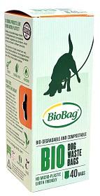 Bild på BioBag Dog hundbajspåse 40 st