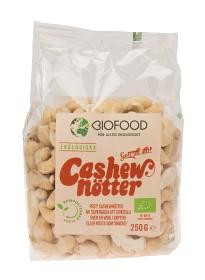 Bild på Biofood Cashewnötter 250 g