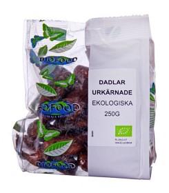 Bild på Biofood Dadlar Kärnfria 250 g