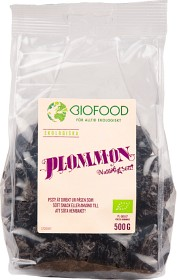 Bild på Biofood Plommon urkärnade 500 g