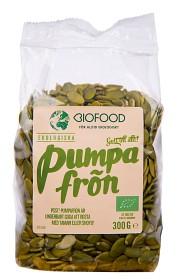 Bild på Biofood Pumpafrön 300 g