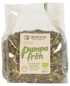 Bild på Biofood Pumpafrön 750 g
