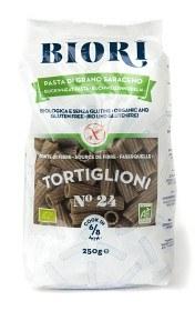 Bild på Biori Glutenfri Bovetepasta Torteglioni 250 g