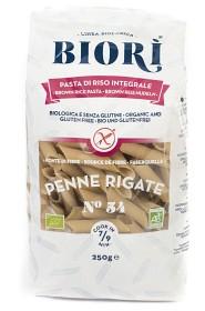 Bild på Biori Glutenfri Rårispasta Penne 250 g