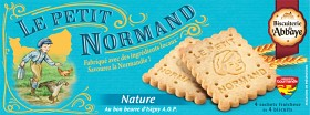 Bild på Biscuiterie Abbaye Smörkex Nature Le Petit Normand 140 g