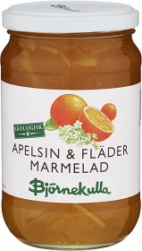 Bild på Björnekulla Apelsin & Flädermarmelad 425 g