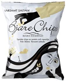 Bild på Bjäre Chips Varsamt Saltade 200 g