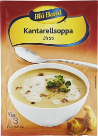 Bild på Blå Band Kantarellsoppa 7,5 dl