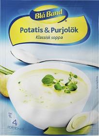 Bild på Blå Band Potatis & Purjolökssoppa 10 dl