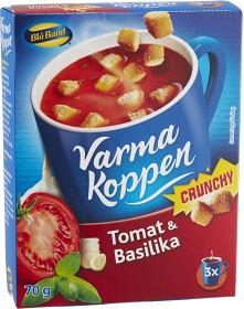 Bild på Blå Band Varma Koppen Tomat & Basilika 70 g / 3 Portioner