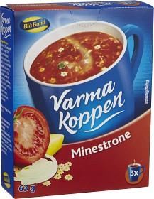 Bild på Blå Band Varma Koppen Minestronesoppa 3x2 dl