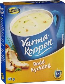 Bild på Blå Band Varma Koppen Redd Kycklingsoppa 3x2 dl