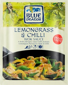 Bild på Blue Dragon Woksås Citron & Chili 120 g