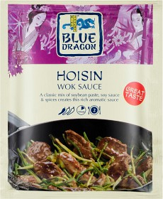Bild på Blue Dragon Woksås Hoisin 120 g