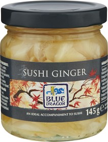 Bild på Blue Dragon Skivad Ingefära Sushi Gari 145 g