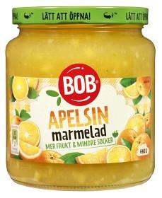 Bild på BOB Apelsinmarmelad Mer Frukt 640 g