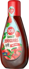 Bild på BOB Jordgubbssylt Squeezy 540 g
