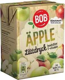 Bild på BOB Lättdryck Äpple 2 dl
