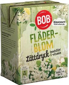Bild på BOB Lättdryck Fläderblom 2 dl