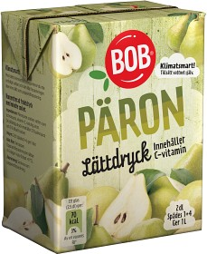 Bild på BOB Lättdryck Päron 2 dl